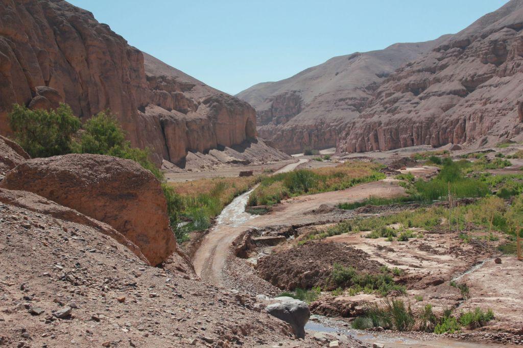 13 near Huatcondo