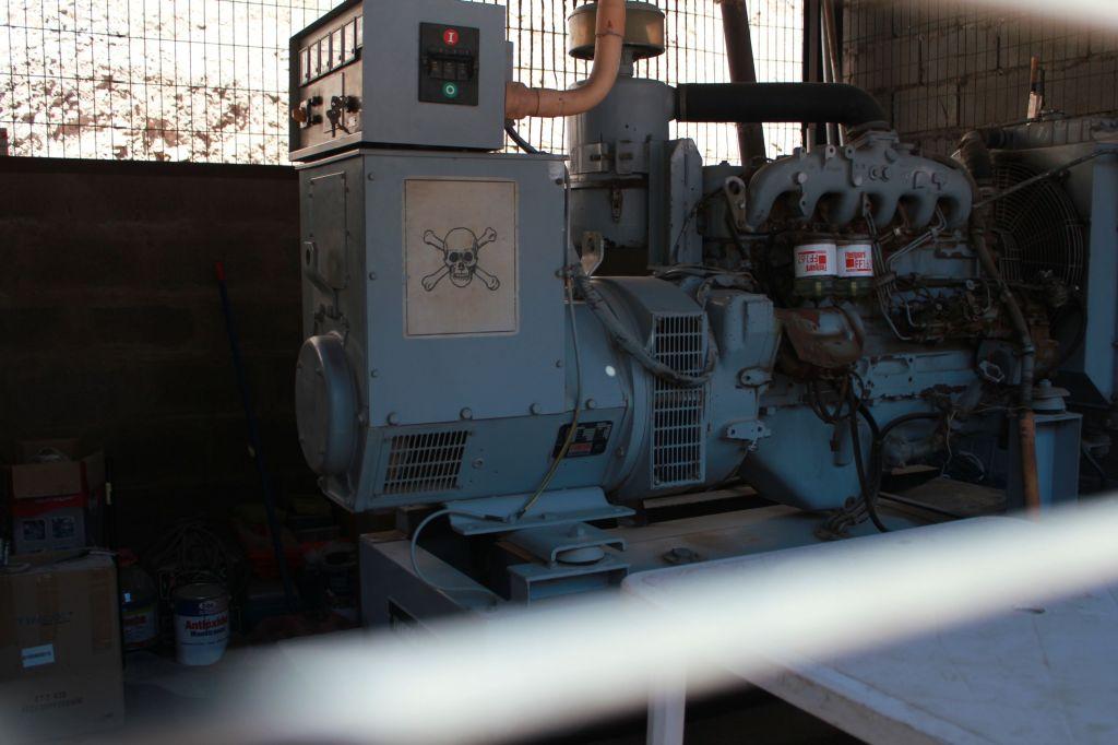 22 original Iveco generator
