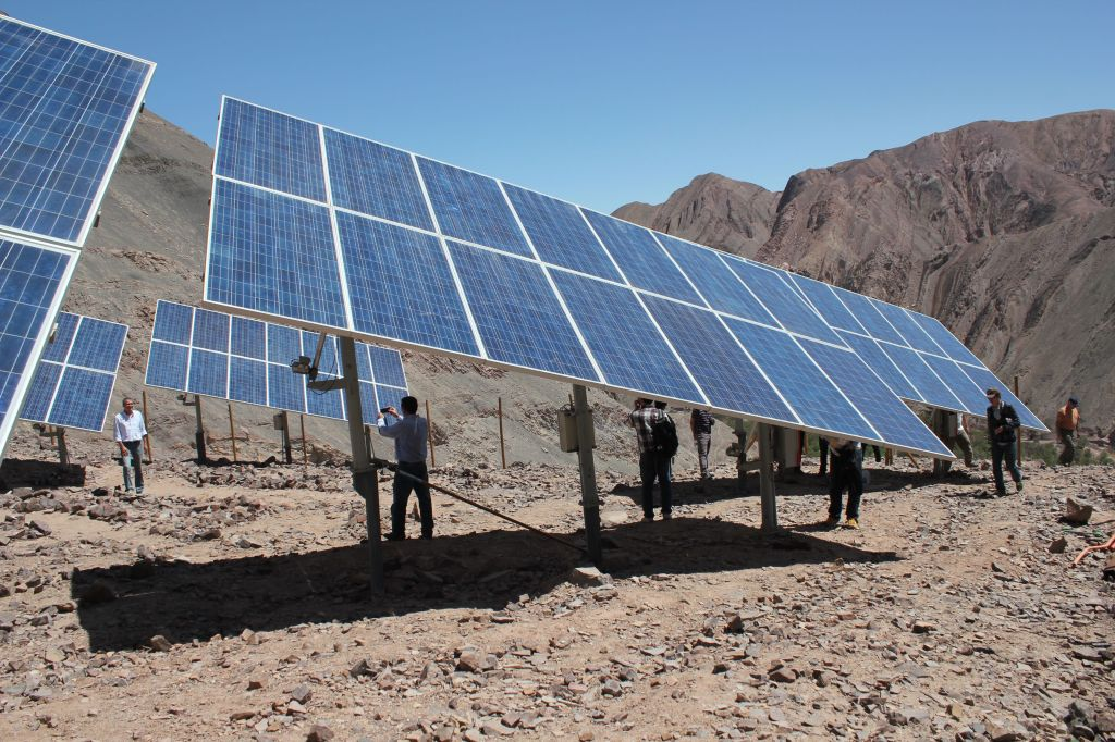 38 Huatacondo PV array 1
