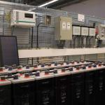 The testing cage at Tecnalia Microgrid Laboratory