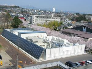 The Energy Center on The Sendai Site