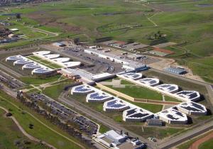 Santa Rita Jail Aerial View