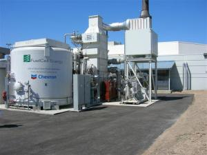 Santa Rita Jail's Fuel Cell